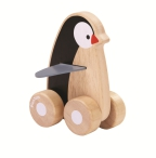 Penguin Wheelie